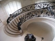Кованая лестница 41