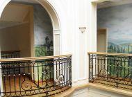 Кованые французские балконы Воронеж №5