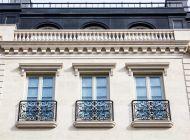 Кованые французские балконы Воронеж №7