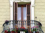 Кованые французские балконы Воронеж №53
