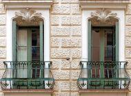Кованые французские балконы Воронеж №54