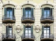 Кованые французские балконы Воронеж №55