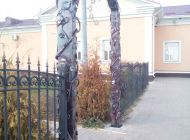 Кованые арки Воронеж №3