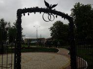 Кованые арки Воронеж №12