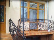 Кованые французские балконы Воронеж №63