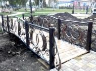 Кованые мостики Воронеж №9