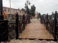 Кованые мостики Воронеж №11