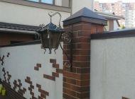 Кованые фонари Воронеж №24