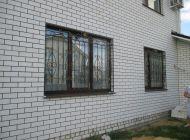 Кованые решетки на окна Воронеж №72