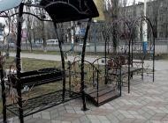 Кованые мангалы Воронеж №56