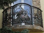 Кованые французские балконы Воронеж
