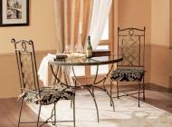 Кованые столы и стулья Воронеж