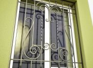 Кованые решетки на окна Воронеж №45