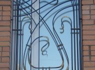 Кованые решетки на окна Воронеж №58