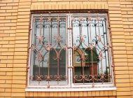 Кованые решетки на окна Воронеж №57
