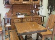 Фото мебель под старину буфет