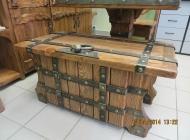 Фото мебель под старину сундук