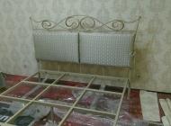 фото кованая кровать Воронеж
