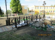 Кованые мостики Воронеж №14